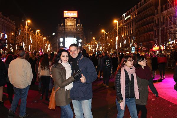 NocheVieja Bruselas 2014