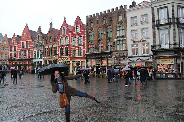 Plaza Mayor Brujas