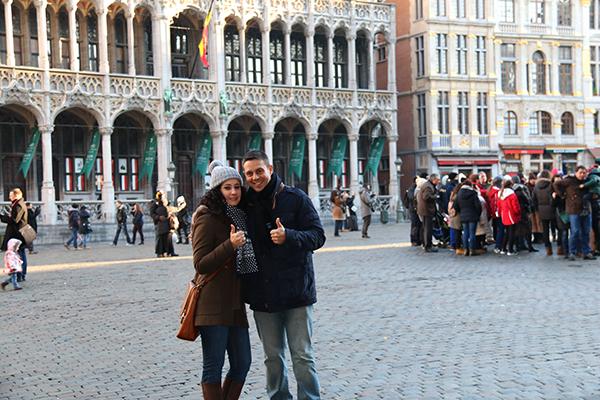 Grand Place Bruselas..