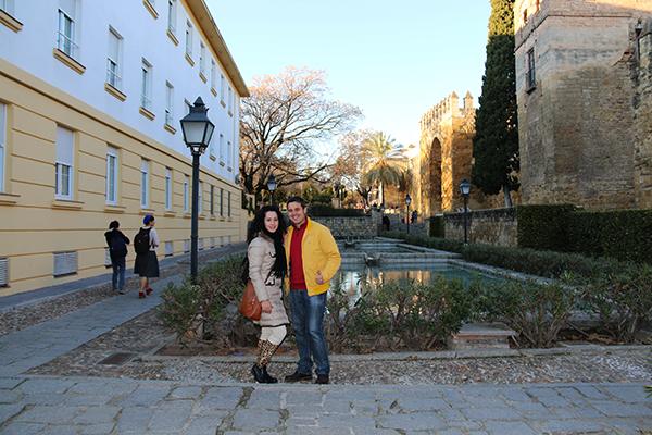 Calle Cairvan Córdoba