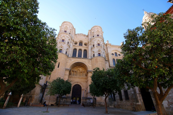 Fachada Catedral Basílica de la Encarnación