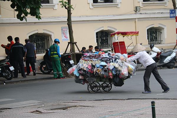 Puesto ambulante Hanoi