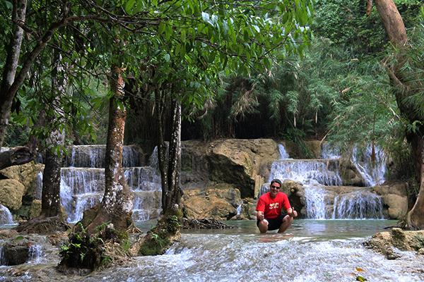 Cataratas Khouang Sy