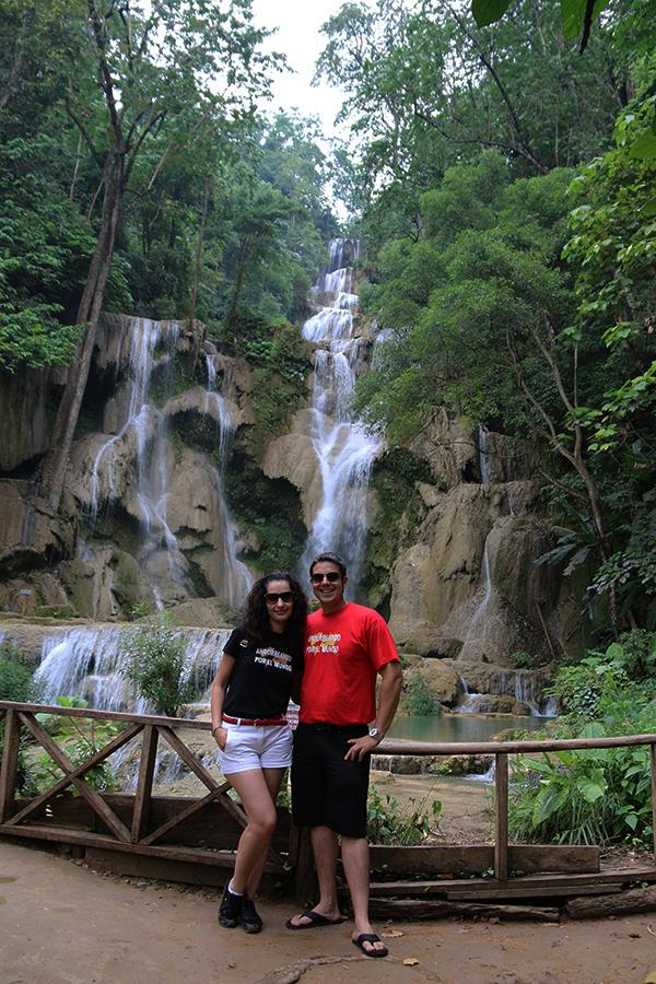 Cataratas Khouang Sy.