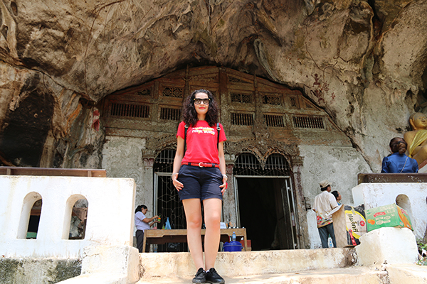 Cueva Tham Phum