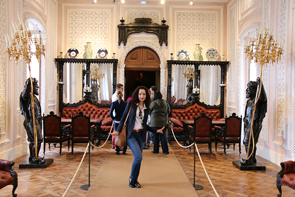 Interi Palacio Pena