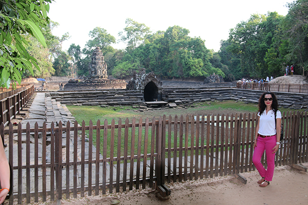 Templo Neak Pean
