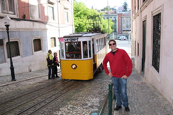 Tranvia Portugal