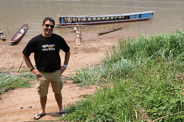 Barca Luang Prabang