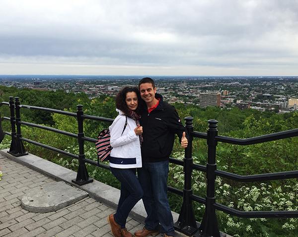 vistas panorámicas Montreal