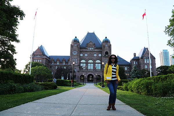 Parlamento Ontario