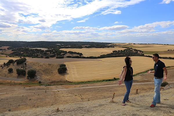 paisajes de Castilla La Mancha