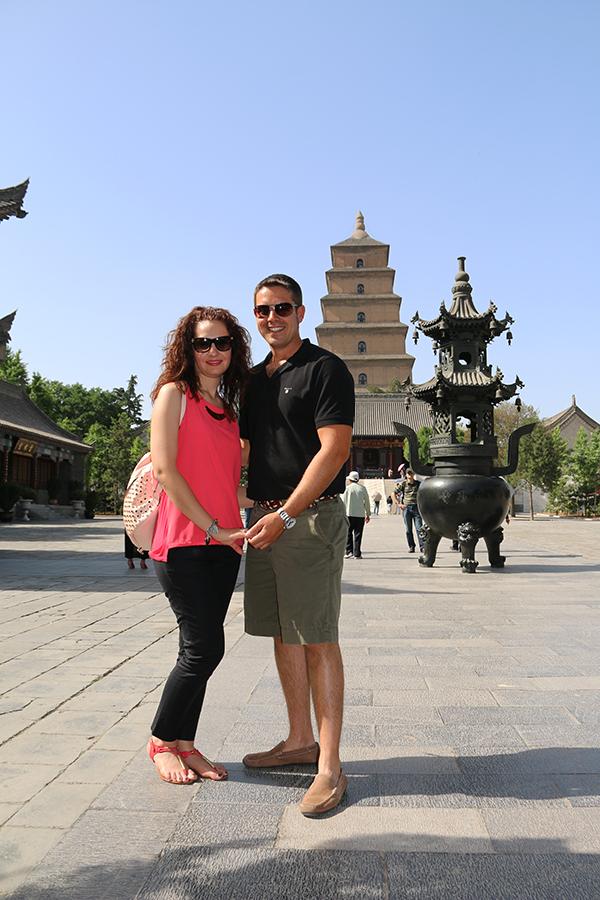 Gran Pagoda Oca Silvestre