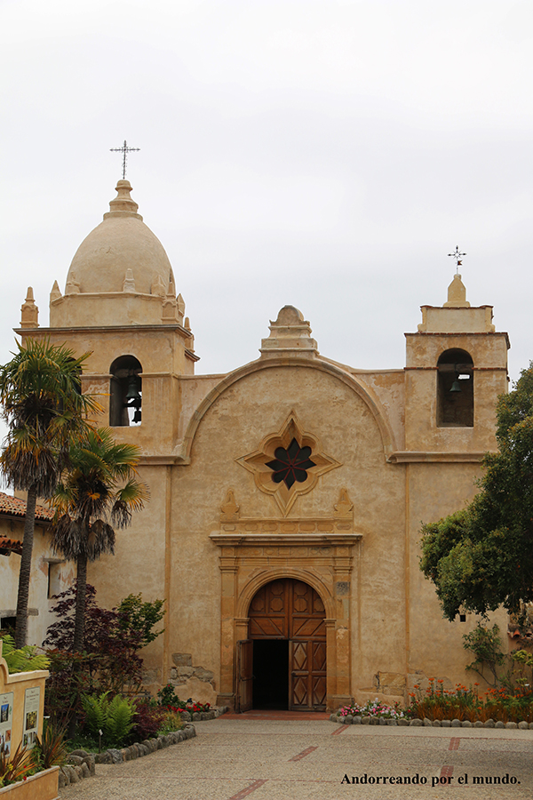 Misión San Carlos Borromeo Carmelo