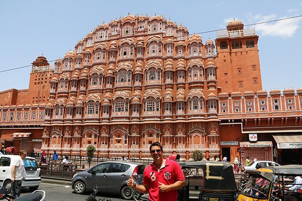 Palacio de los Vientos India.