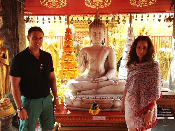 Templo Doi Su Thep