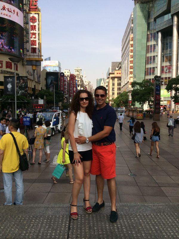 Calles Shanghai
