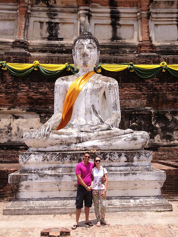 Templo Yai Chaimongkok