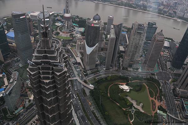 World Finacial Shanghai