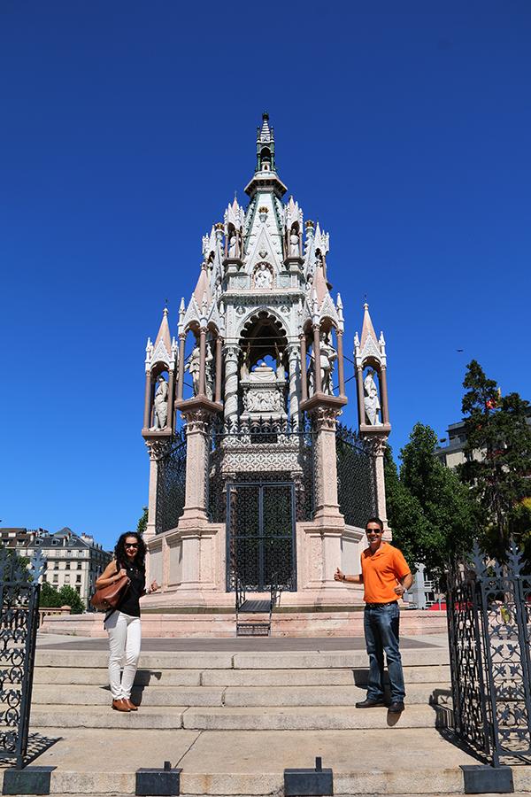 Monumento Duque Brunswick