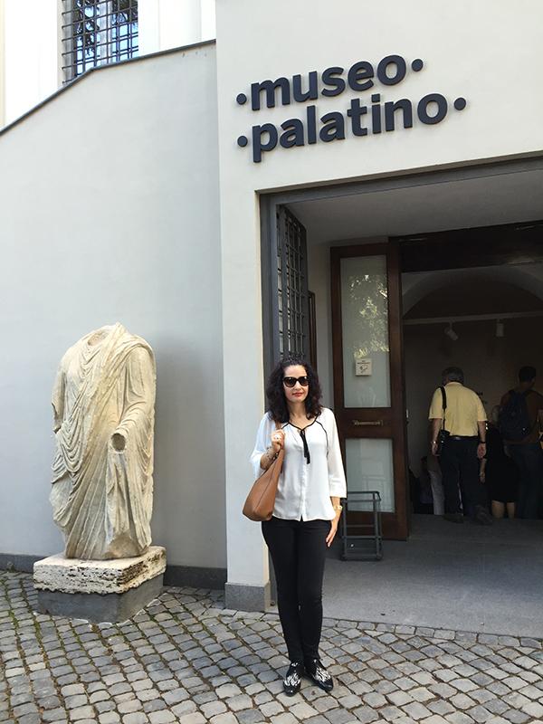 Museo Palatino.