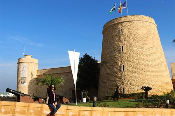 Andorreando Castillo Santa Ana