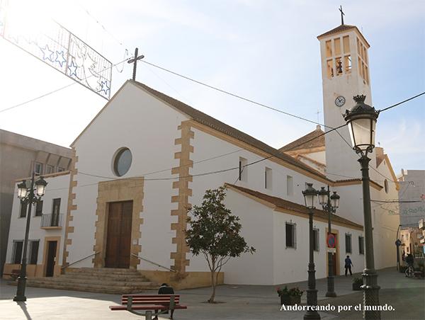 Iglesia Parroquial del Rosario.