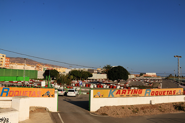Karting Roquetas Mar