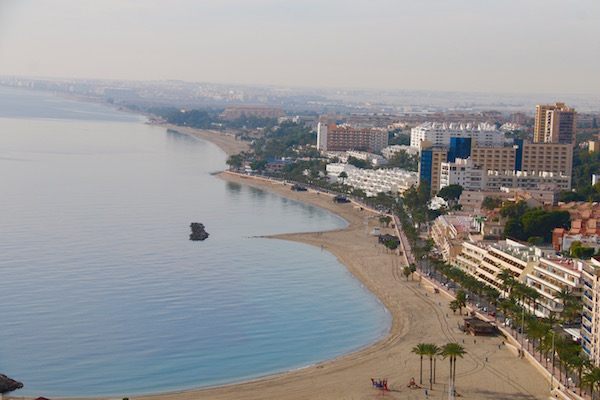Playas Aguadulce