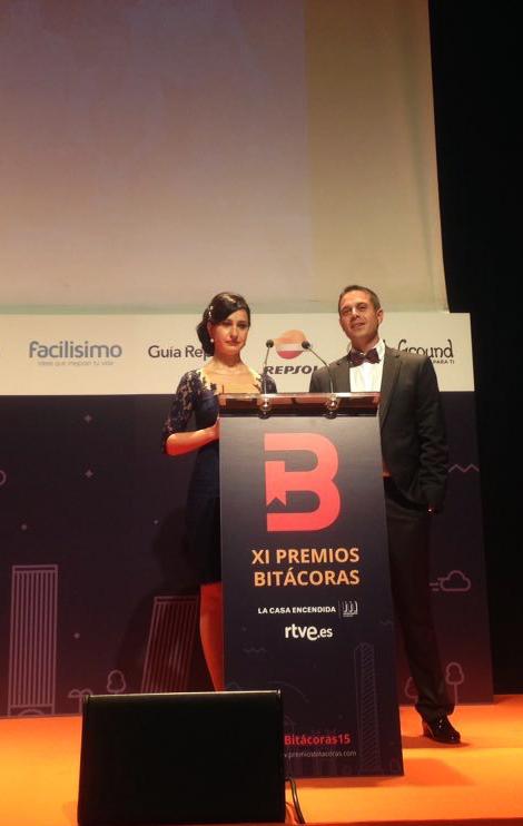 Andorreando Premios Bitácoras XI 2.015