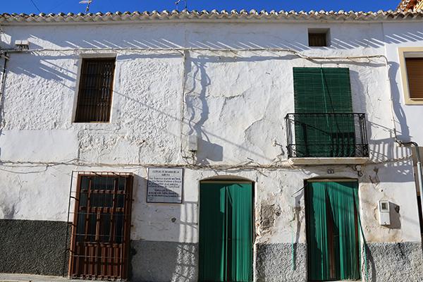 Andorreando viviendas Chirivel