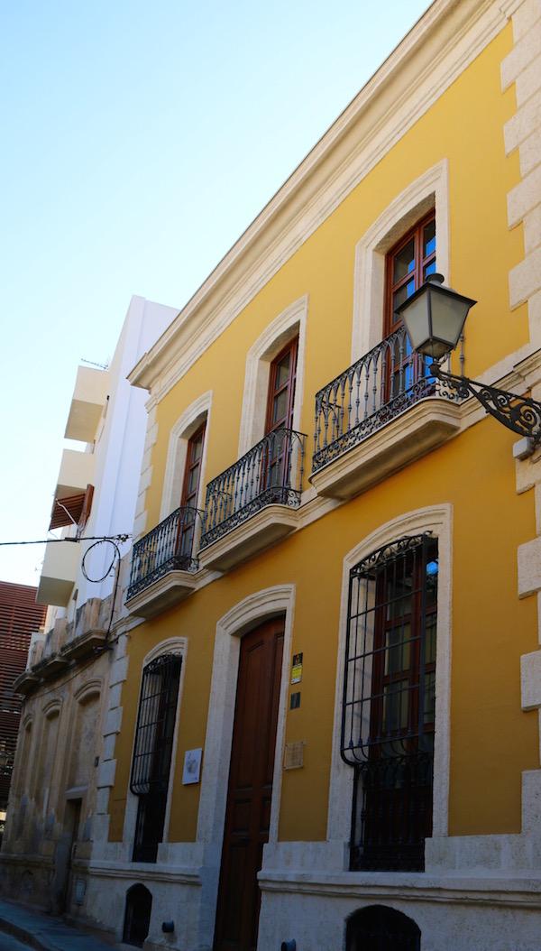 Casa Poeta Jose Angel Valente