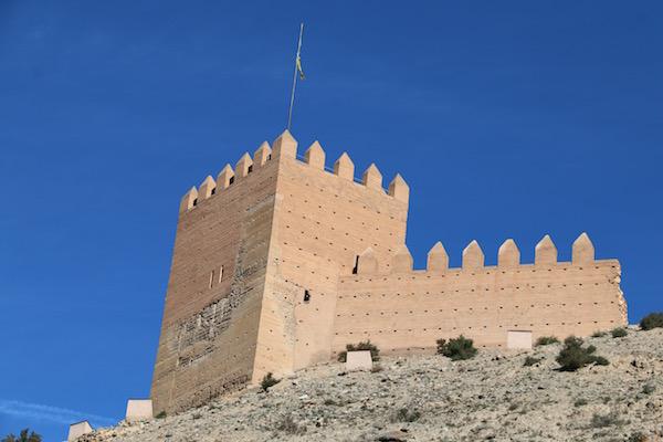 Castillo Tabernas..
