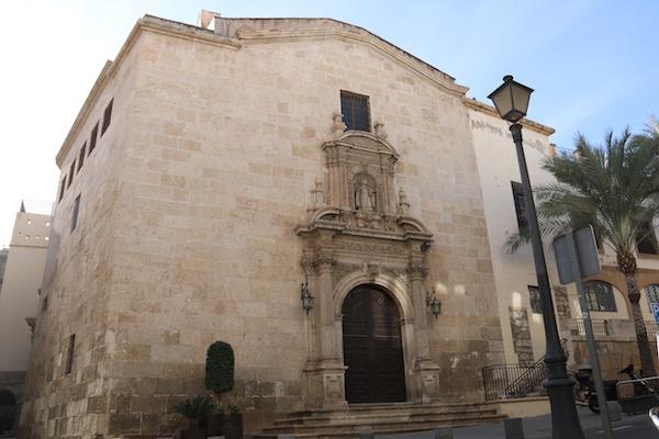 Iglesia Convento La Claras
