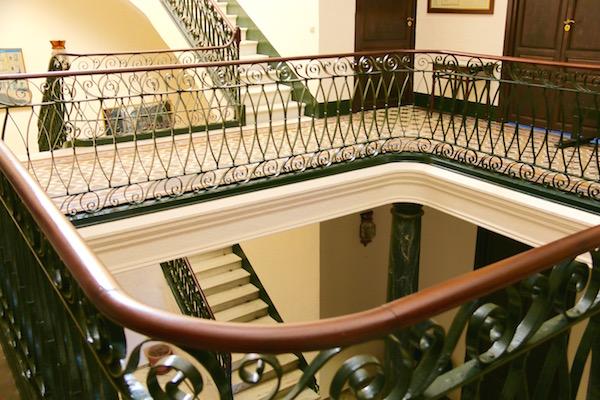 Interior Casa Geronimo Villalobos