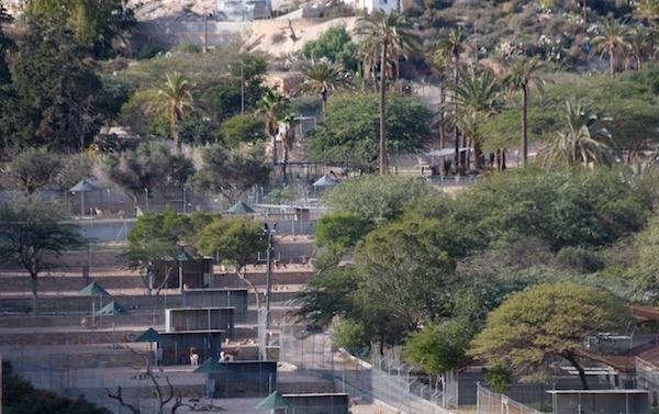 Parque Rescate Fauna Saharina