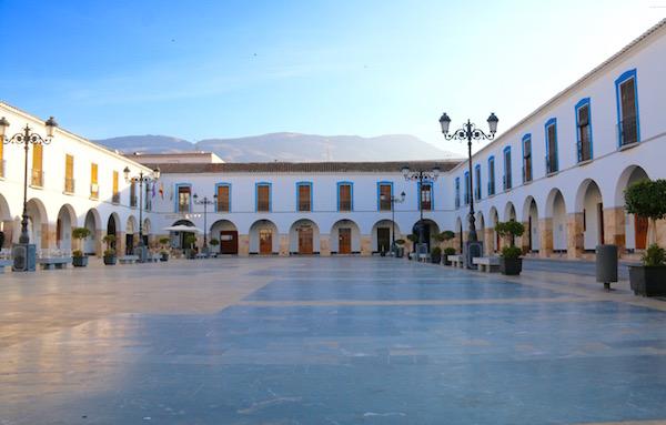 Plaza Portificada.