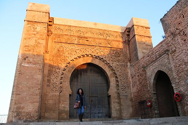 Puerta Bab Oudaya