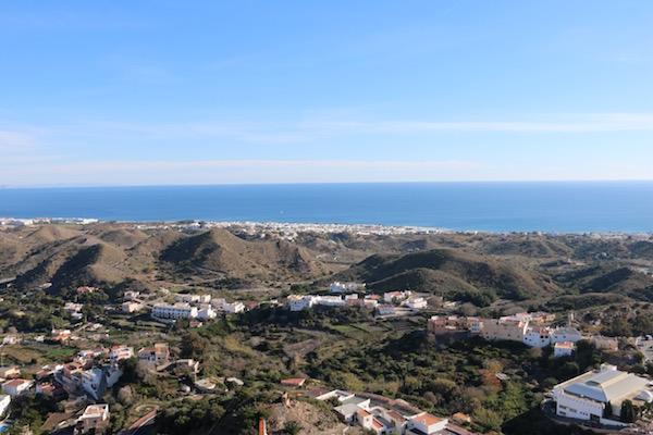 Vistas Mirador Castillo.