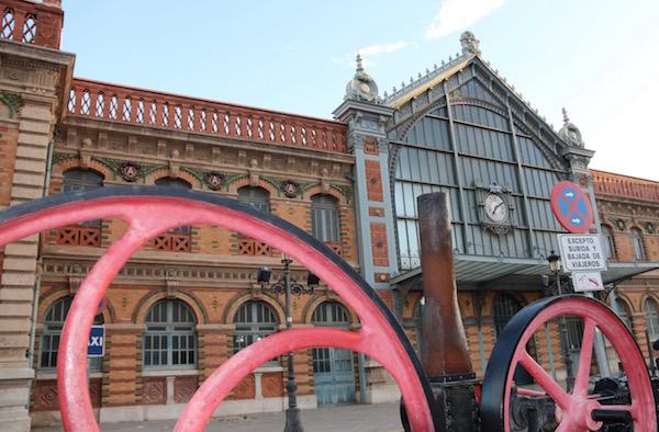 Antigua Estación Ferrocarril