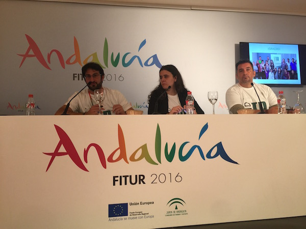Andorreando charla Andalucía Tb