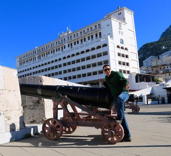 Cañones Gibraltar