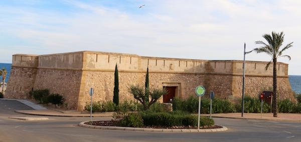 Castillo Nazareno.