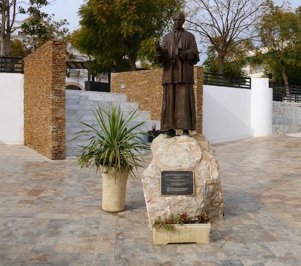 Escultura José María