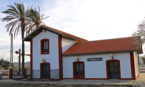 Estación Gérgal