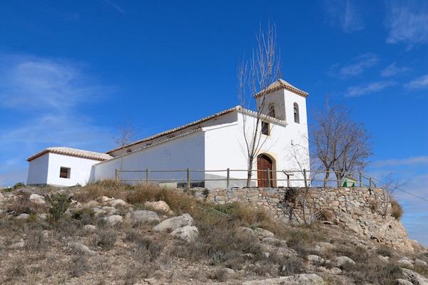 Iglesia Fuente Caliente