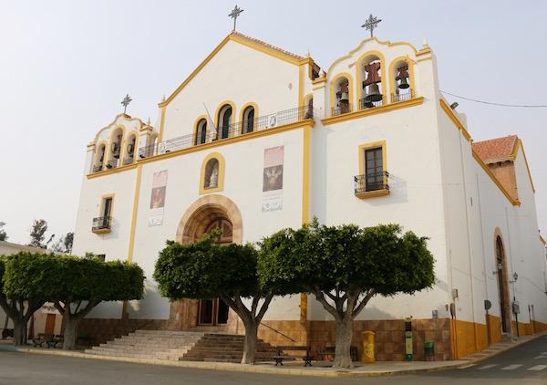 Iglesia Santa María Ambox
