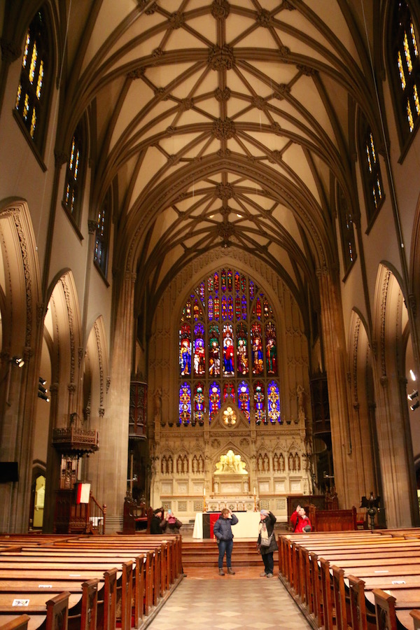 Andorreando Iglesia Trinity