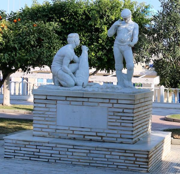 Monumento Pescadores
