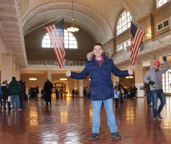 Andorreando Museo Ellis Island